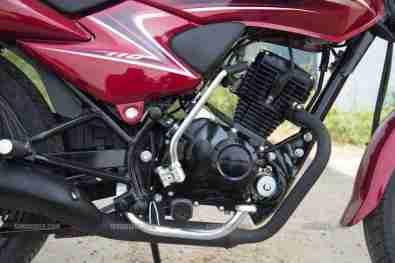 Honda Dream Yuga review - 20
