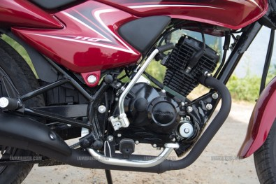 Honda Dream Yuga review - 20