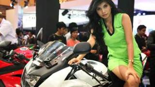 Jakarta Motorcycle Show 2012 gallery