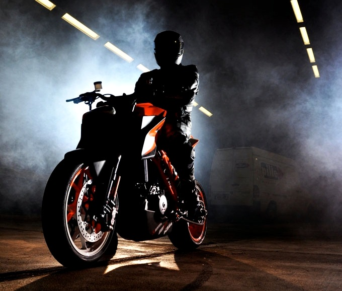 New 2013 KTM Super Duke 1290 - 01