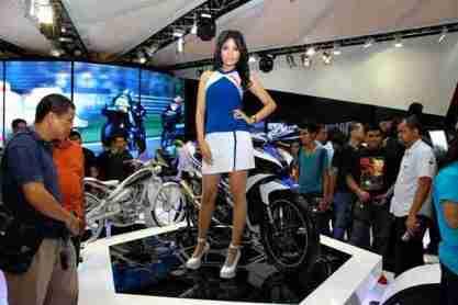 jakarta motorcycle show 2012 - 10