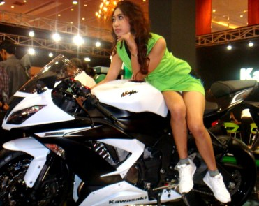 jakarta motorcycle show 2012 - 13