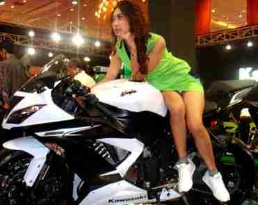 jakarta motorcycle show 2012 - 13