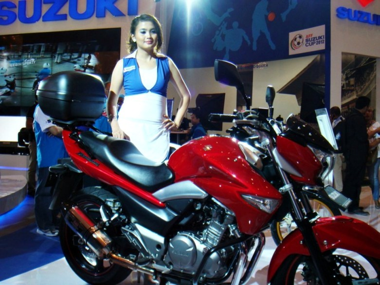 jakarta motorcycle show 2012 - 18