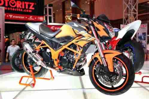jakarta motorcycle show 2012 - 25