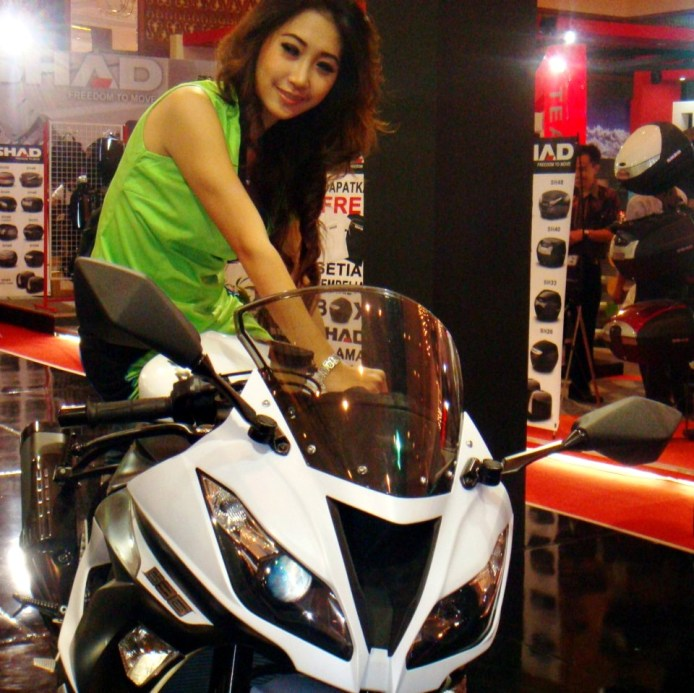 jakarta motorcycle show 2012 - 26