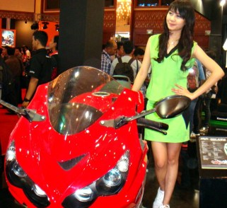 jakarta motorcycle show 2012 - 32