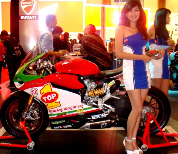 jakarta motorcycle show 2012 - 38