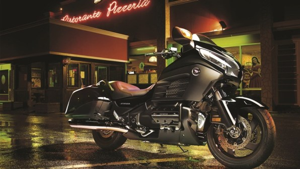 new Honda Gold Wing F6B - 04