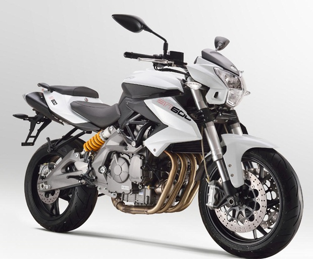 2013 Benelli BN 600 unveiled