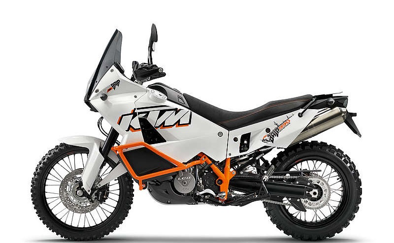 2013 KTM 990 Adventure Baja Edition - 01