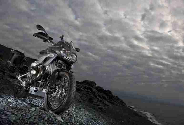 2013 Moto Guzzi Stelvio 1200 NTX ABS - 04
