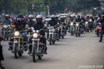 Bikerni Safety for Women ride - Bangalore - 42
