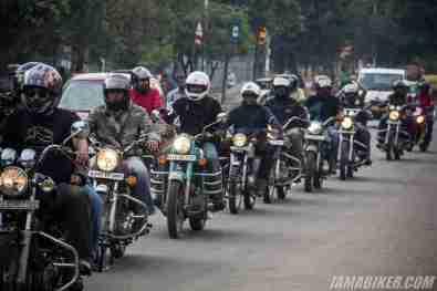 Bikerni Safety for Women ride - Bangalore - 44