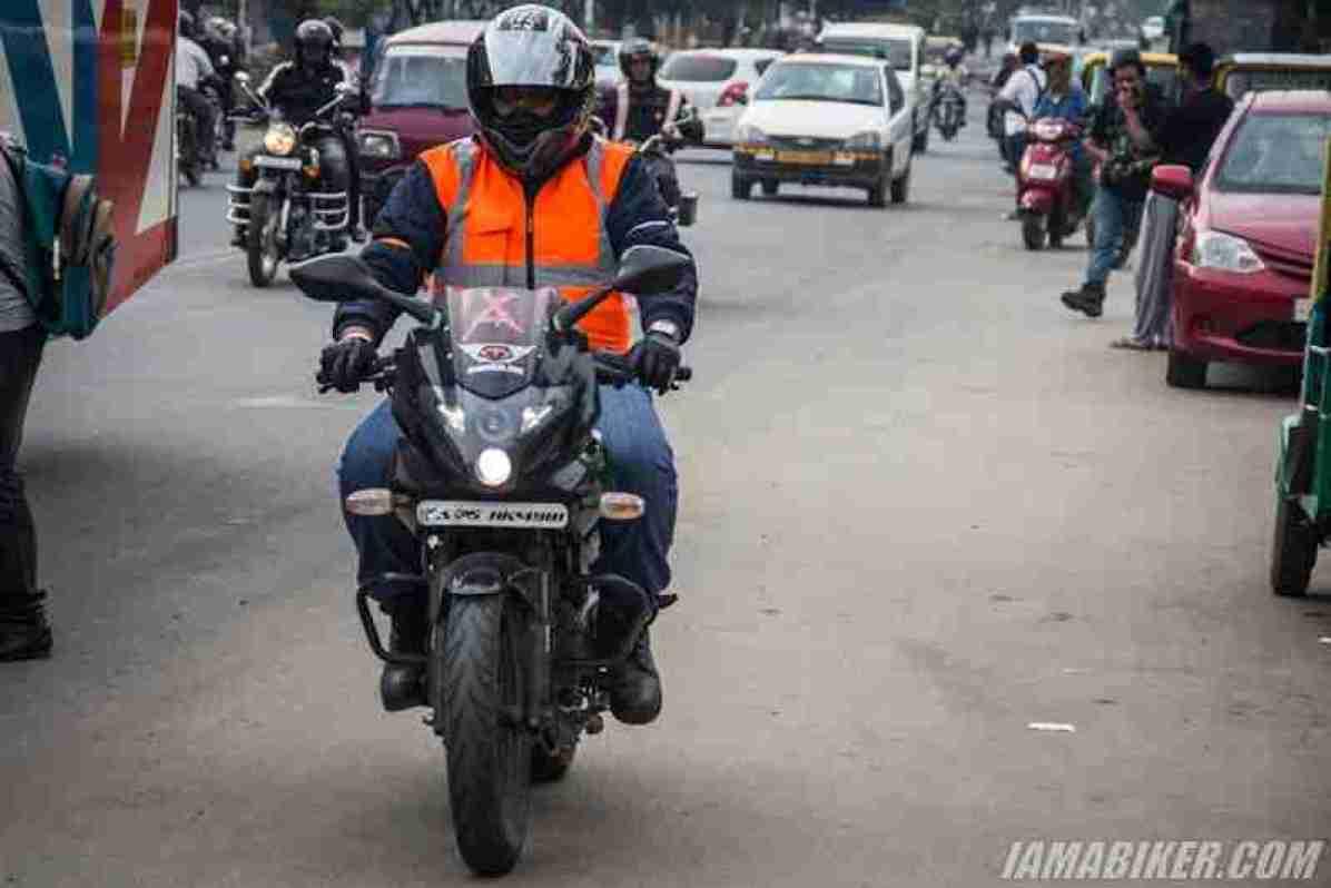 Bikerni Safety for Women ride - Bangalore - 49