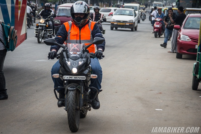 Bikerni Safety for Women ride - Bangalore - 49