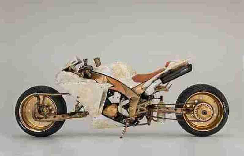 Custom Yamaha R1 by Sesto Custom Cycles - 02