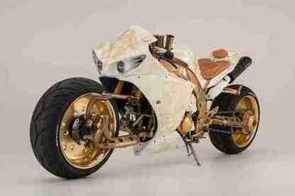 Custom Yamaha R1 by Sesto Custom Cycles - 04