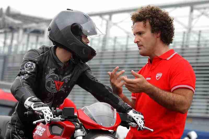 Ducati Riding Experience 2013 - 03