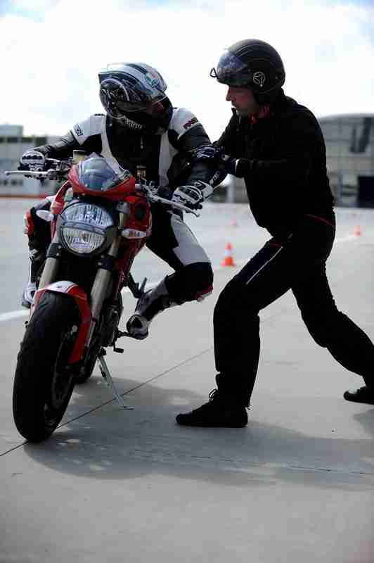 Ducati Riding Experience 2013 - 04