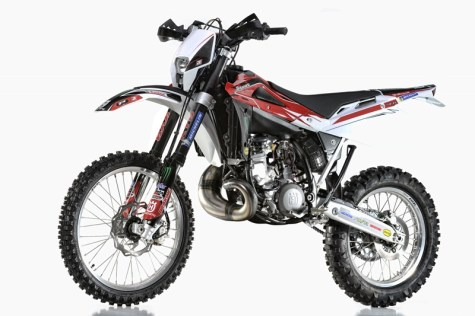 Husqvarna Racing Kit for Enduro and MotoCross models - 17
