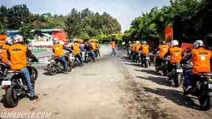 KTM Orange Day bangalore photographs - 04