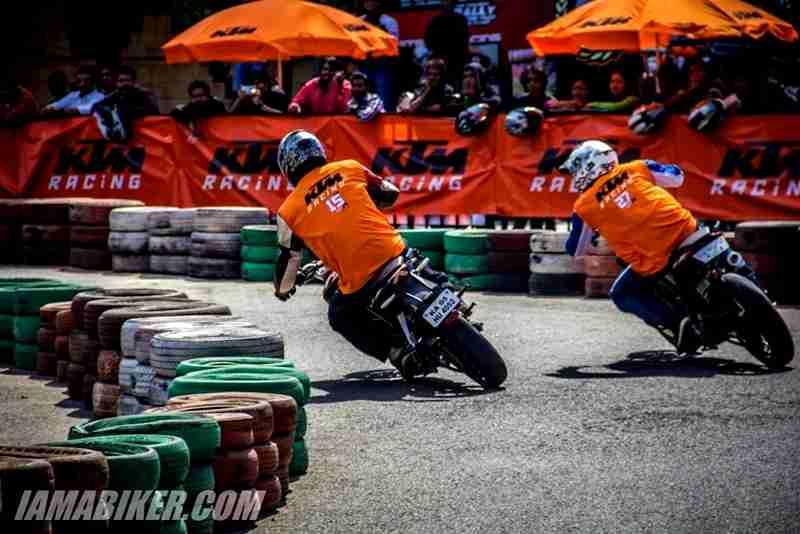 KTM Orange Day bangalore photographs - 15