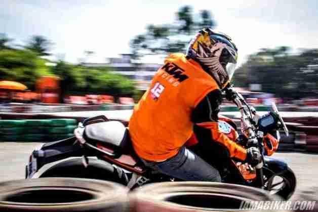 KTM Orange Day bangalore photographs - 23
