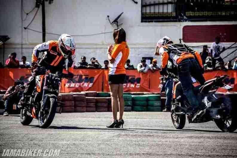 KTM Orange Day bangalore photographs - 28