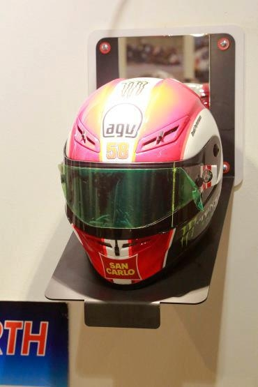 Marco Simoncelli memorial and exhibition - 14