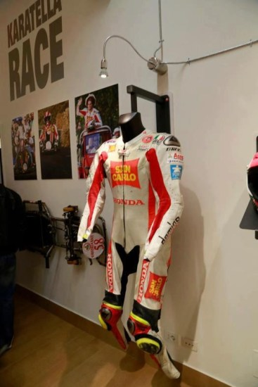 Marco Simoncelli memorial and exhibition - 17
