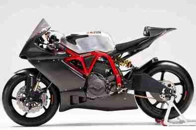 Pierobon X60R custom built superbike - 05
