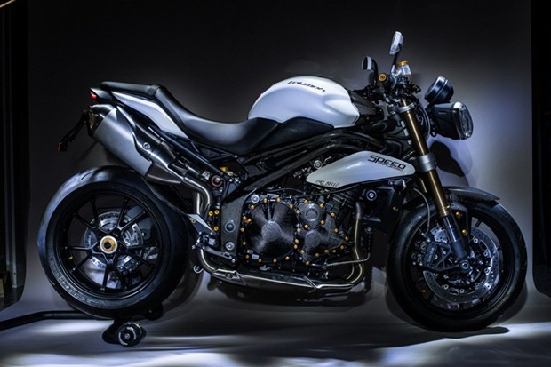Triumph Speed Triple 1050 kit from LighTech