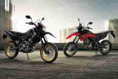 2013 Honda CRF250M - 01