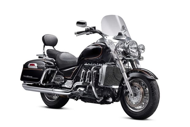 2013 Triumph Rocket III Roadster and Touring version