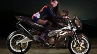 Aprilia Tuono by Vilner Custom