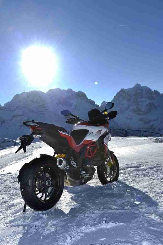 Ducati Multistrada 1200S Dolomites Peak - 07