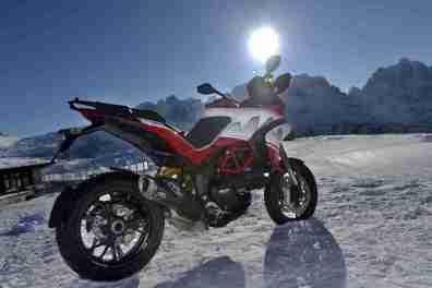 Ducati Multistrada 1200S Dolomites Peak - 08