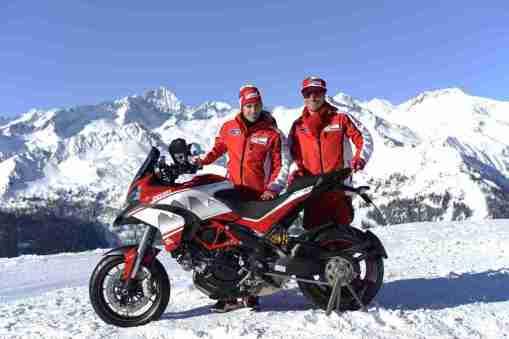 Ducati Multistrada 1200S Dolomites Peak - 09
