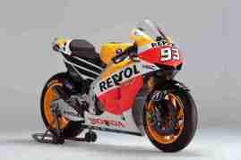Honda RC213V specifications - 20