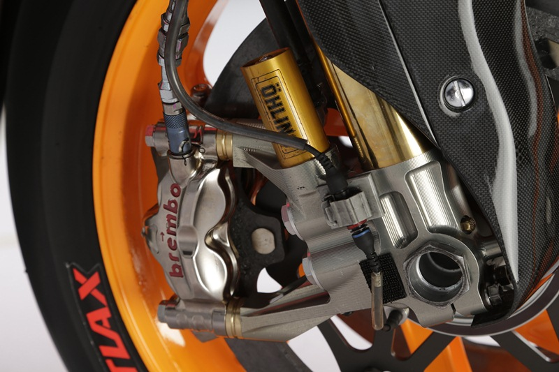 Honda RC213V specifications - 23