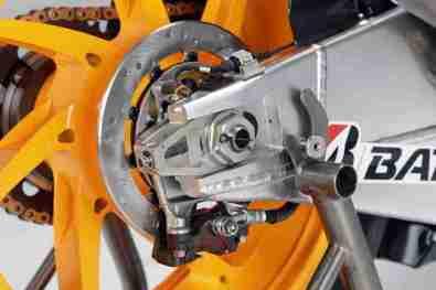 Honda RC213V specifications - 27