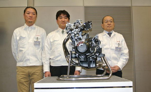 Honda new 400cc engine unveiled