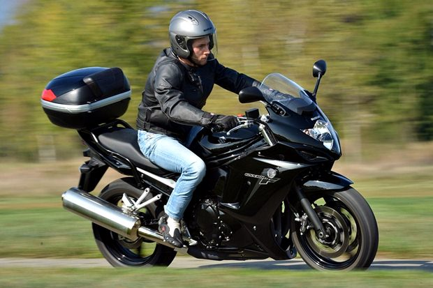 Suzuki GSX650FT unveiled