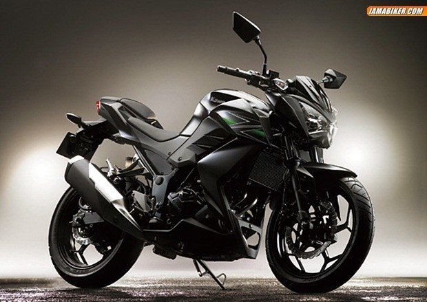 new kawasaki z250 launched