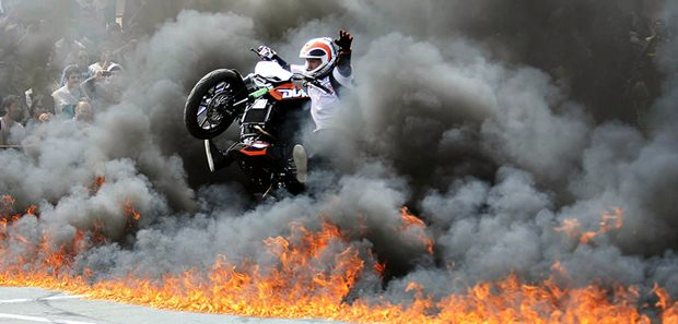 rok bagoros fire stunting