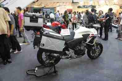 2013 Bangkok Motorbike Festival photographs - 06