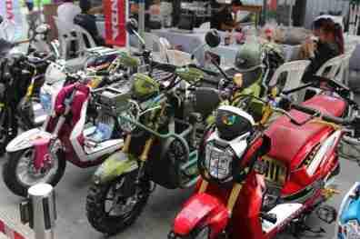 2013 Bangkok Motorbike Festival photographs - 10