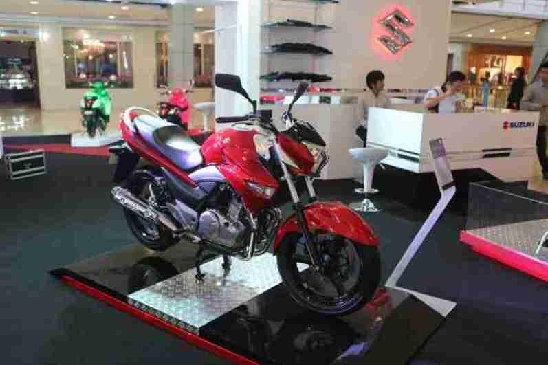 2013 Bangkok Motorbike Festival photographs - 13