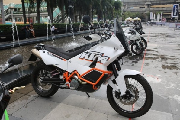 2013 Bangkok Motorbike Festival photographs - 15